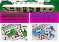 China Infrared  Marked Mahjong Cheating Devices Normal Size Gambling Accessories factory