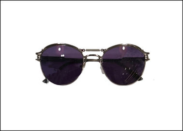 Fashion UV Perspective Sunglasses , poker cheating glasses With Magic Purple Resin Lens